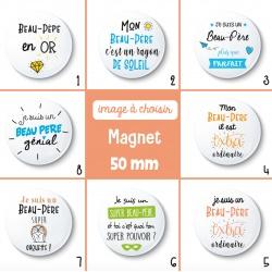 Magnet beau-père - 50 mm - Choix de l'image