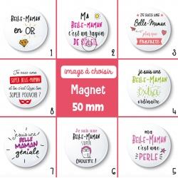 Magnet belle-maman - 50 mm - Choix de l'image