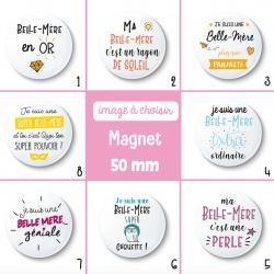 Magnet belle-mère - 50 mm - Choix de l'image