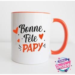 """Mug """" Bonne Fête Papy """""""