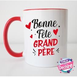 "Mug "" Bonne Fête Grand-Père """