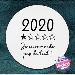 Tapis de souris 2020