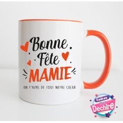 """Mug """" Bonne Fête Mamie """""""