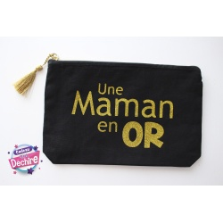 "Trousse multi-usages "" Maman d'amour """